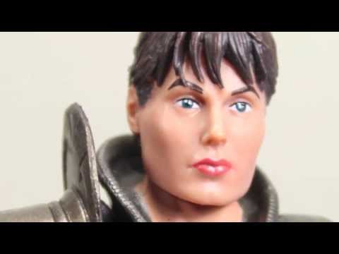 Man Of Steel Movie Masters Faora Action Figure Review