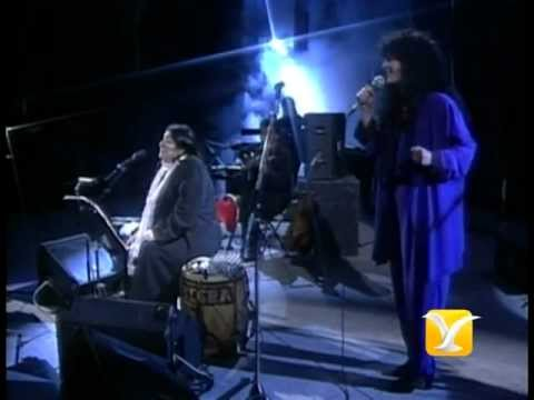 Mercedes Sosa - Julia Zenko, Oh Que Será!, Festival de Viña 1993