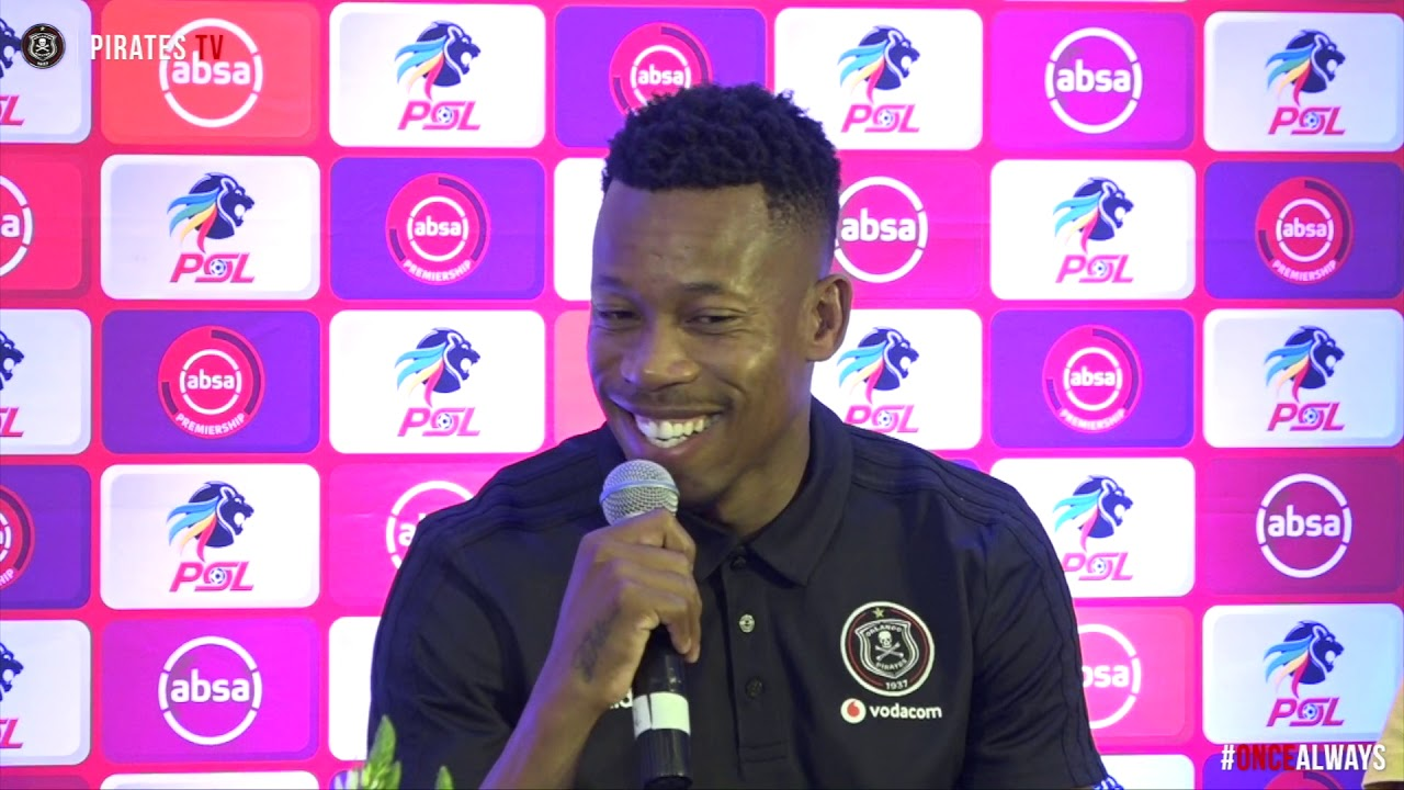 Orlando Pirates | Premier Soccer League | vs Kaizer Chiefs | #SowetoDerby Press Conference