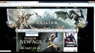 Tutorial Como baixar e instalar lineage 2 e instalar um novo sever L2 Exilium(coloque o video em HD para melhor qualidade, obrigado pode todos que assistiram meu video e ate a proxima download Lineage 2 ..., 2014-03-14T19:05:38.000Z)