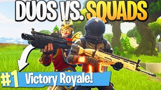iTemp + Ali-A Duos Vs. Squads! - PS4 Pro Fortnite Duos Vs. Squads Game