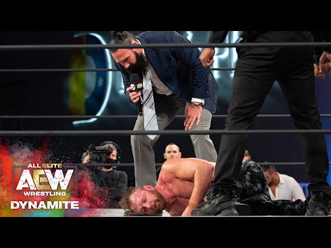 CHALLENGE ACCEPTED, BUT WAS THAT A GOOD IDEA FOR JON MOXLEY? | AEW DYNAMITE 5/6/20, JACKSONVILLE, FL