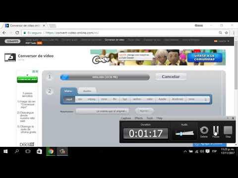 COMO CONVERTIR  ARCHIVO DE PANZOIP PARA MP3