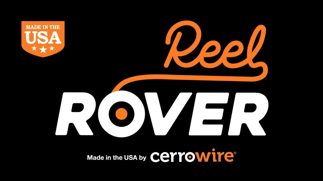 Wire Management has Never Been Easier With Cerrowire's ReelRover