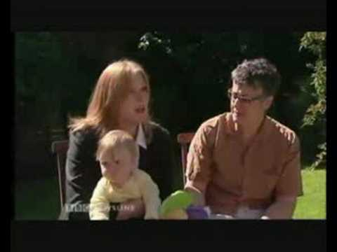 BBC Newsline 15 July 2008 Same sex parenting