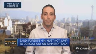 Cost Of Conflict Between Iran And Saudi Arabia Incredibly High | Squawk Box Europe