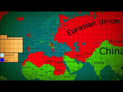 Alternate Future of Europe #1: Eurasian Union