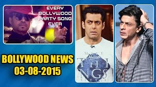 AIB's Every Bollywood Party Song New Video Ft. Irrfan Khan  | 03rd July 2015