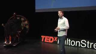 How a font can help people with dyslexia to read | Christian Boer | TEDxFultonStreet