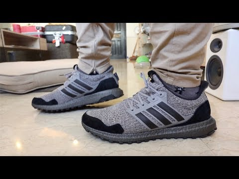 ON-FEET REVIEWS: ADIDAS GAME OF THRONES ULTRA BOOST HOUSE STARK & NIGHT&#;S WATCH