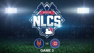 10/20/15: Mets one win away from the World Series