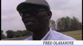 ODSFA Commissioner for Sport Ondo Stadium Ups