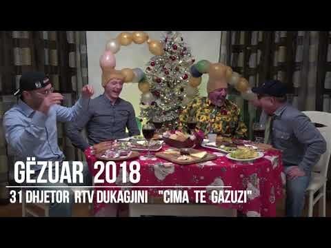 "CIMA - PROMO Gezuar 2018 ""Cima te Gazuzi"""