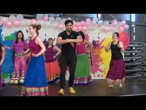Indian Moonshine (Zumba Original choreo) by Mohit Arya ZIN