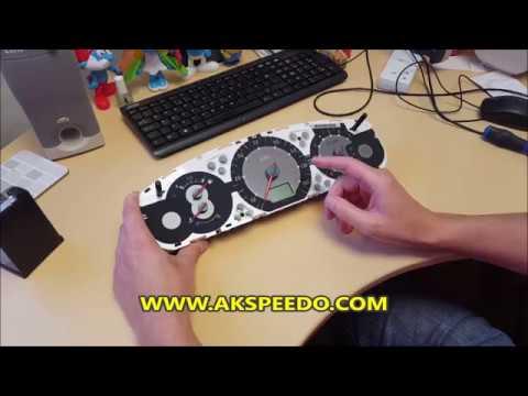 Citroen C5 Speedometer Pointer Needle Motor repair