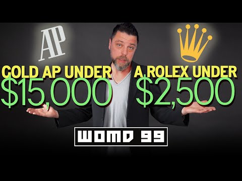 WOMD 99 L A Rolex For Under $2,500? 😲 BUT HOW?