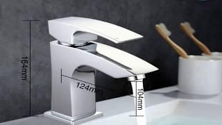 Обзор смесителя для умывальника Gappo G1007