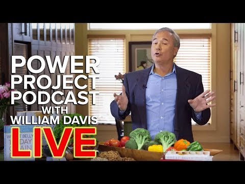 Mark Bells Power Project EP. 127 Live - Dr. William Davis