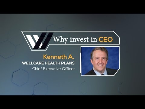 Kenneth A Burdick - Wellcare Health Plans