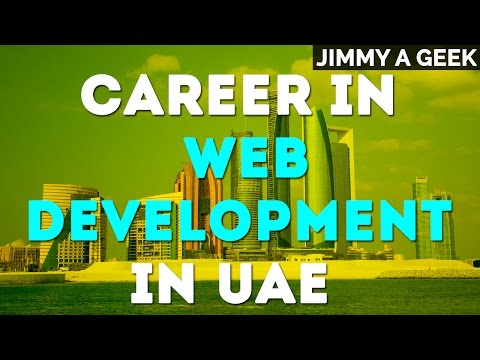 Is There a Good Career for Web Development in UAE Countries or Not ?
