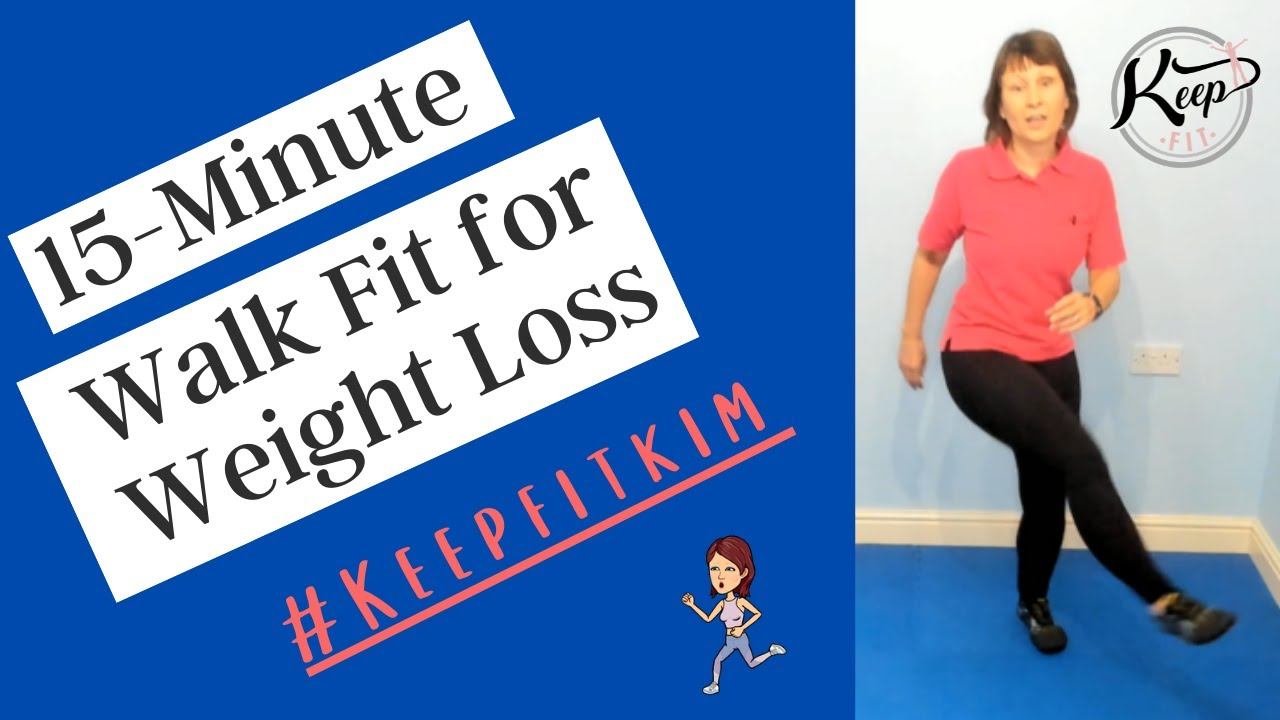 WalkFit with Kim