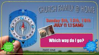 Church Family | Bible Journey 1