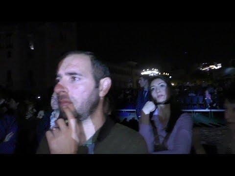 Ереван,06.10.19, Su, Video-2, WCIT-2019, концерт, ул.Амиряна.