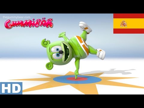 Yo Soy Tu Gominola HD - Long Spanish Version - Gummy Bear Song 10th Anniversary - Osito Gominola