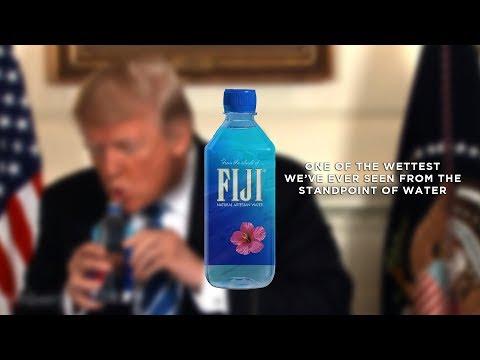 Trump's Fiji Water Commercial