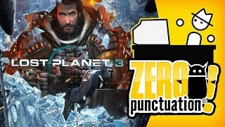 LOST PLANET 3 (Zero Punctuation) (Video Game Video Review)