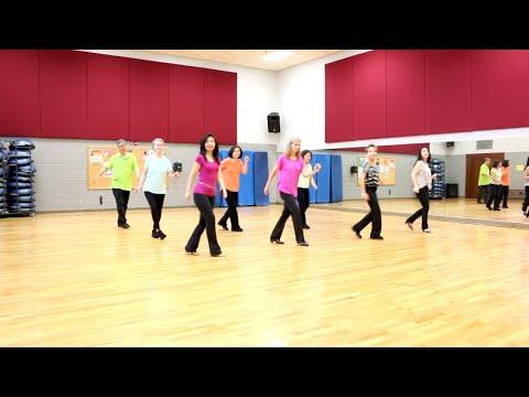 Whiskey Bridges - Line Dance (Dance & Teach in English & 中文)