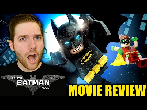 The LEGO Batman Movie - Movie Review