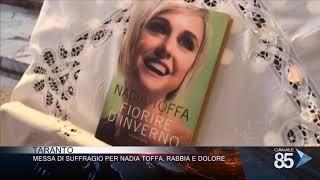 14 Agosto 2019   Taranto   Messa di suffragio per Nadia Toffa Rabbia e dolore