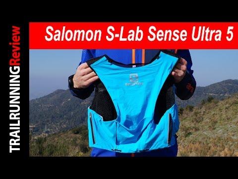 chaleco salomon s-lab sense ultra 2 set top