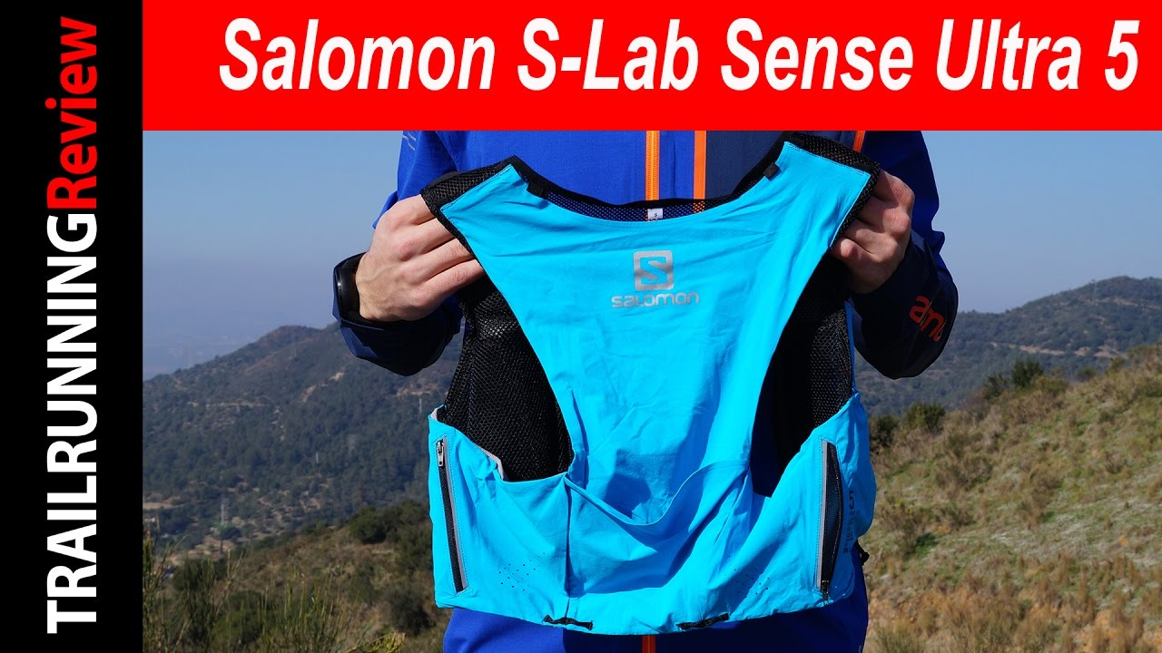 b5d58a7babc Salomon S-Lab Sense Ultra 5 Set Review - YouTube