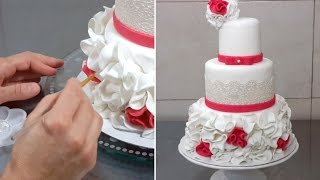 Wedding Cake Decorating Ideas By Cakesstepbystep