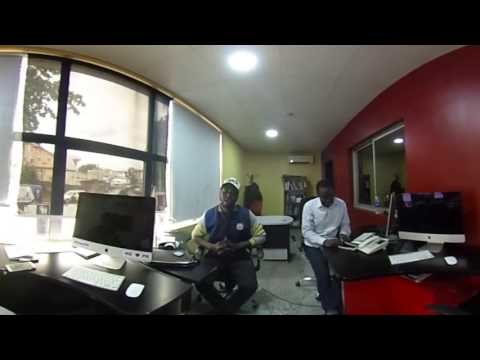 Young Professionals Living In Lagos Discuss Work-Life Balance (360 video)
