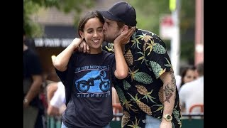 Jonah Hill and Girlfriend Gianna Santos Show Off Some PDA in NYC! #hollywoodaction