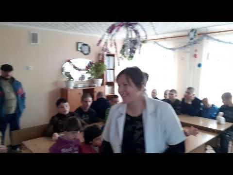 Фонд Щербины 29 декабря 2019-го года в Ровеньковский дом-интернат для детей с особыми потребностями,