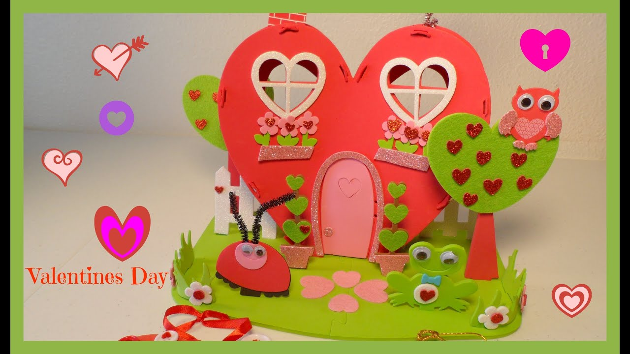 3 Valentineu0027s Day Crafts| Valentines Day DIY Gift Ideas| B2cutecupacakes    YouTube