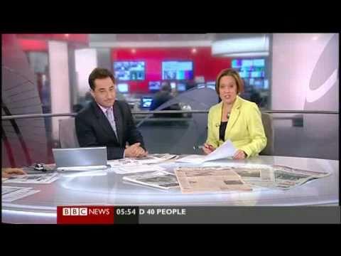 BBC World News Intros (Compilation 2010/2011)
