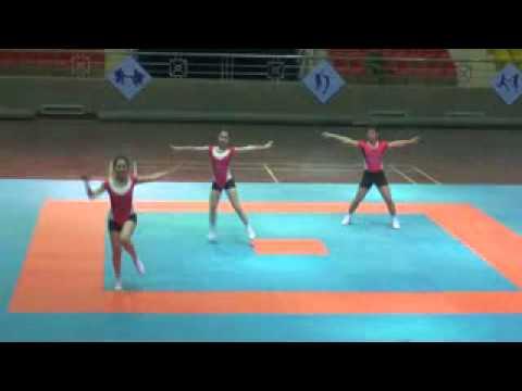 Aerobic nhom 3 nguoi le quy don dien bien 2012.flv