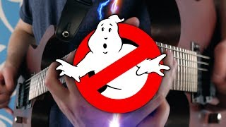 Ghostbusters Theme on Guitar