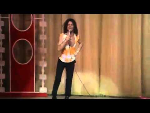 Freddie Starr   Mick Jagger Impression   1970 Royal Variety Performance
