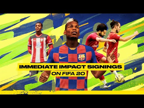 Immediate Impact Signings for All Budgets on FIFA 20