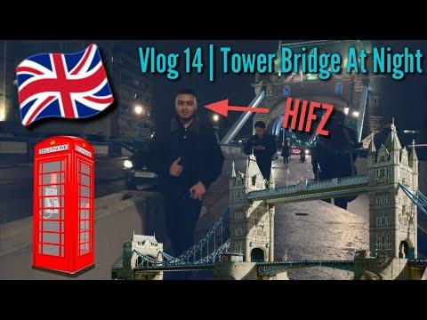 Vlog 14 | Tower Bridge At Night | BAD IDEA!!
