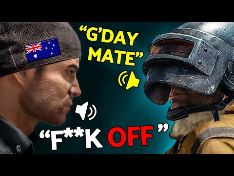 PUBG | Funny Voice Chat Moments (AUSSIE EDITION)