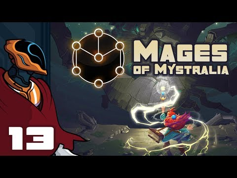 Let's Play Mages of Mystralia - PC...