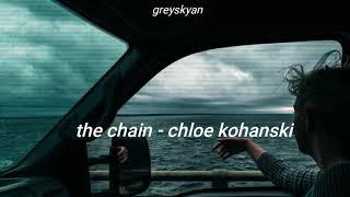 The Chain / Fleetwood Mac // cover by Chloe Kohanski / español