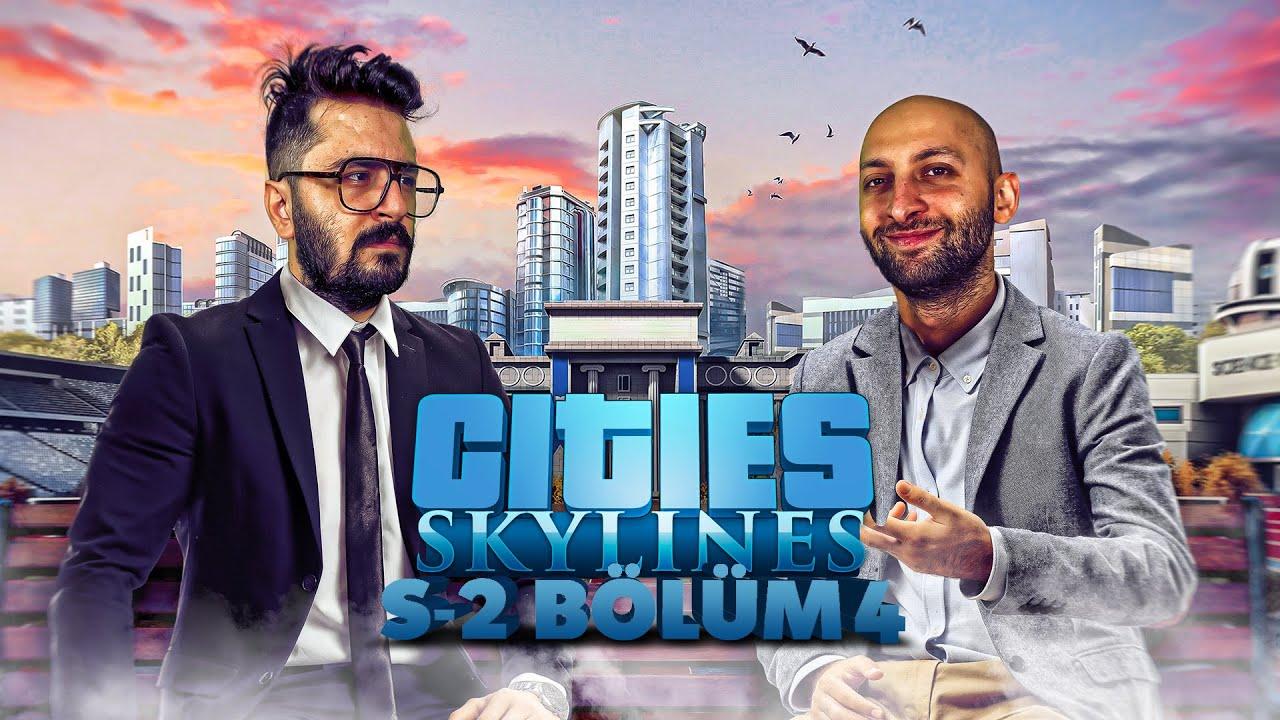 Download AKIL KÜPÜ ERAY!   CITIES SKYLINES TÜRKÇE BÖLÜM 4